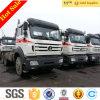 HoofdVrachtwagen van de Tractor van Benz 420HP van het noorden de Zware 6X4