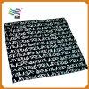 Modificar la bufanda del satén para requisitos particulares de la insignia y del modelo de la impresión de Digitaces para la señora (HYS-AF009)