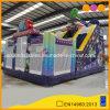 外国の楽しみ都市子供(AQ01472)のための膨脹可能な警備員のスライド
