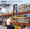 cremalheira seletiva de aço resistente ajustável da pálete de 75mm para o armazenamento do armazém