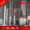Equipo de cobre ampliamente utilizado de la columna de destilación 3000L