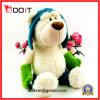 Juguete suave relleno del oso del peluche del juguete de la felpa con el sombrero