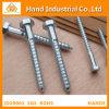 Acero inoxidable 304/316 M10X70 DIN571 Tornillo de seguridad