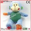 Giocattolo coccolo molle eccellente della scimmia del bambino dell'animale farcito dei giocattoli