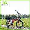 Nueva bici eléctrica plegable de la ciudad compacta de la bicicleta