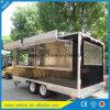 Caminhões móveis do alimento do cão quente do carro do gelado