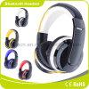 Auscultadores estereofónico Bluetooth do fone de ouvido sem fio de Fishion com microfone