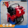 Caminhada usada da maquinaria de construção do motor do diesel ou de gasolina atrás do preço do rolo de estrada