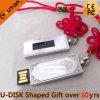 avec le disque chinois de flash USB de noeud pour les cadeaux de festival (YT-3253)