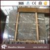 高品質の磨かれたフランスの灰色の大理石の平板