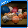 Terre personnalisée énorme ballons gonflés à l'hélium Globe avec 0.18mm PVC pour la publicité extérieure