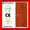 Nouvelle porte blindée en acier d'aspect design (CF-M025)