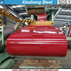 O material de construção PPGI Prepainted a bobina de aço galvanizada revestida cor