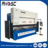 125t 2500mm는 강력하고 적당한 CNC 수압기 기계를 제동한다