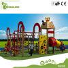 Spielwaren und Liebhaberei-Kinder im Freien hölzerner Spielplatz, Spielplatz-im Freienholz