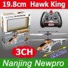 hélicoptère de 19.8cm 3-Channels RC (NP0441)