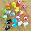 Metaal/Plastic Kleurrijke Oortelefoon voor Mobiele Telefoon (hzs-303)