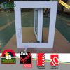 Impacto do furacão de vinil PVC Manivela abrirá a janela Casement