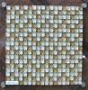 Mattonelle di mosaico di vetro -15*15*8m (8A15-021-3)