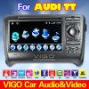 GPS van de Speler van de auto DVD voor Audi Tt