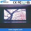 Alta pantalla de visualización de interior de pared del contraste P7.62 LED para hacer publicidad