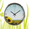 Reloj de pared redonda