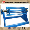機械を形作るロールのための5トン手動Uncoiler
