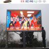 Parete del video di pubblicità esterna LED di colore completo P6 di energia 50% di Saveing
