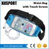 Sac courant portatif de taille de sport en plein air avec l'écran tactile