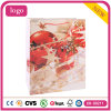 Form-Danksagungs-rote Kugel-Kunst-überzogene Geschenk-Papiertüten