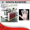 Guante de la película de plástico de alta velocidad que hace la máquina