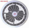 Ventilador de ventilação de plástico com homologação SAA / CB / 100% Motor de cobre