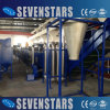 PP/PE Waste Film/Bags und Milk Bottles Recycling Machinery/Plant