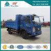 Cdw Vrachtwagen van de Stortplaats van de Cabine Extened van 5 Ton de Voor Tippende Lichte