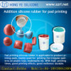 Pad Printing Silicon Rubber para marcas registradas