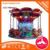 Les jouets commerciaux de parc d'attractions de carrousel joyeux va rond pour des enfants