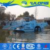 ディーゼル機関の販売のための動力を与えられたフルオートマチックの水生Weedの収穫機