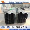 Strati galvanizzati ondulati di Decking di sostegno del pavimento del calcestruzzo d'acciaio