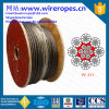 1960MPa PVC Coated Galvanized Steel Wire Rope