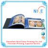 Libro rilegato della foto di cartone del coperchio del Hardcover della cassa dura dei taccuini