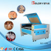 세륨 SGS Rubber CNC CO2 100W Laser Cutter Glc 1290
