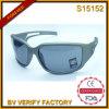 Glaces &Fudan de lunettes de soleil de modèle de l'Italie de mode (S15152)