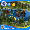 De aangepaste Apparatuur van de Speelplaats van Kinderen Commerciële Openlucht (yl-W013)