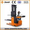 Zowellの新しく熱い販売Ce/ISO90001電気スタッカー(1.6m-4.5m)上の1.5トンの覆い