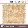 Honig Onyx Hexagon Mosaic für Wall