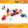 Het Lichaam dat van binnenJonge geitjes Blokken van het Stuk speelgoed van Blokken de Plastic (PT-011) uitoefent