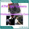 Analog 800tvl Hidden Car Reversing Camera Low Lux Mini ATM Camera