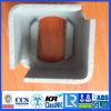 Örtlich festgelegte Behälter-Befestigungen hoben Kontaktbuchse an