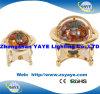 Hete Yaye 18 verkoopt de Giften van het Huwelijk van de Giften van Kerstmis van de Decoratie van het Huis van de Decoratie van het Bureau van de Bol van de Wereld