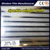 La película la chispa de la ventana Ventana oficina de la película película decorativa para la decoración del hogar